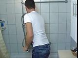 סקס מקלחת נדיר ודוגי