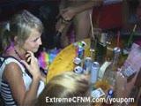מסיבה של אלכוהול ומציצות