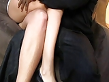 סקסית מושלמת עם רגליים מדהימות