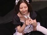 יפנית מתה על בליעה